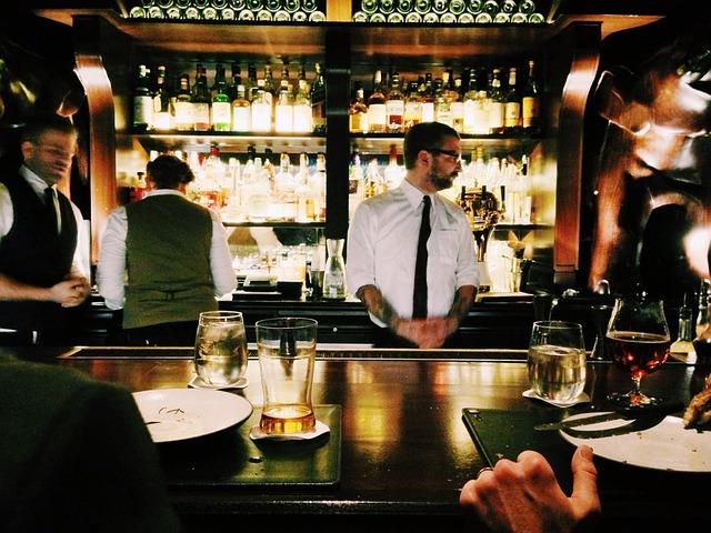 barman corso aspirante