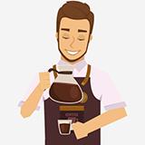 Addetto alla caffetteria – Varenna – Full Time