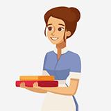 Servizio pulizie e ai piani – Varenna – Full Time